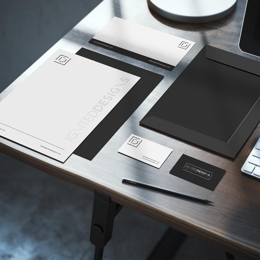 igniteddesigns -branding design print belfast