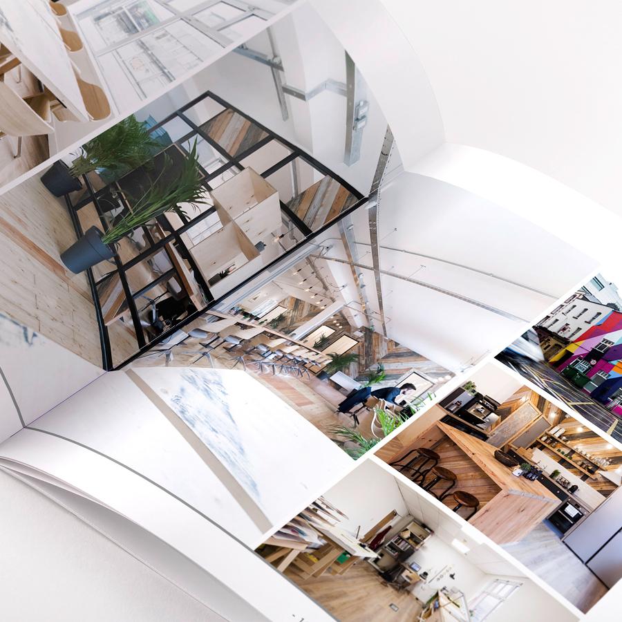 igniteddesigns - brochure design print - pure fitout belfast