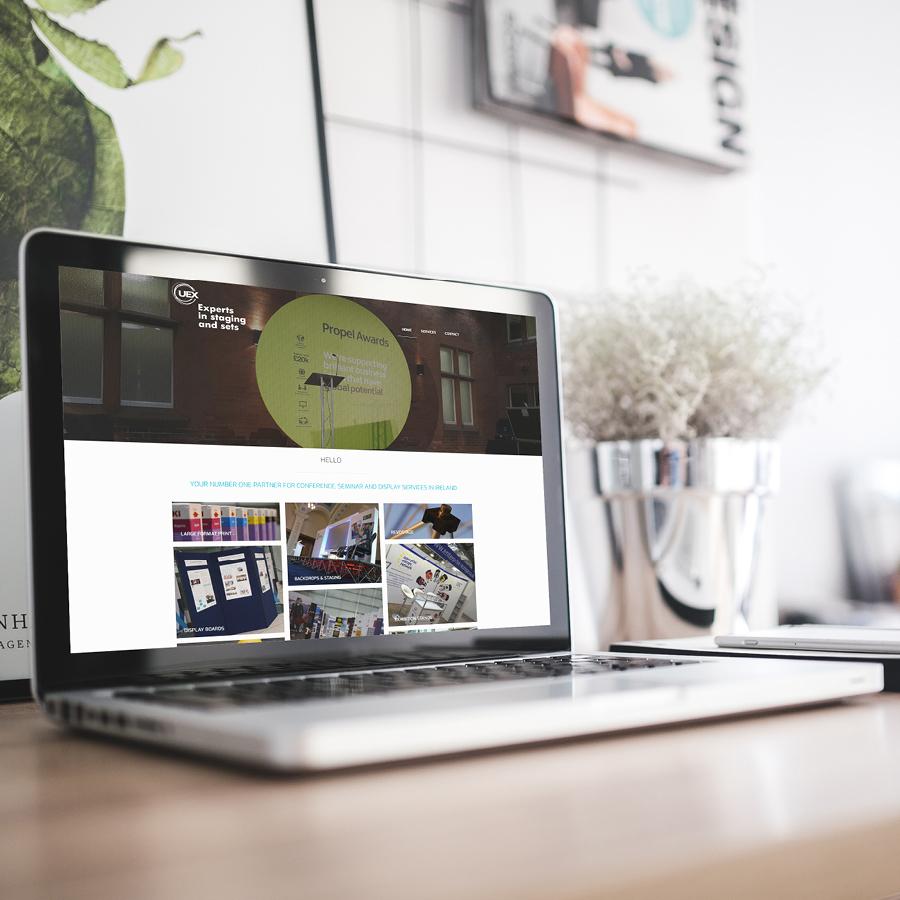 igniteddesigns - premium website design belfast
