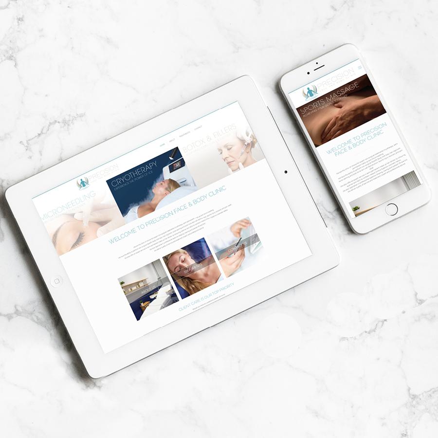 igniteddesigns - responsive website design belfast
